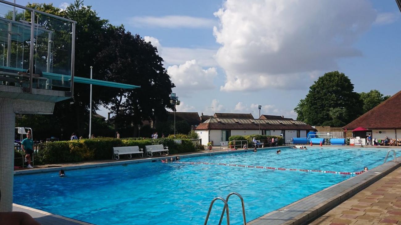 Faversham Swimming Pools