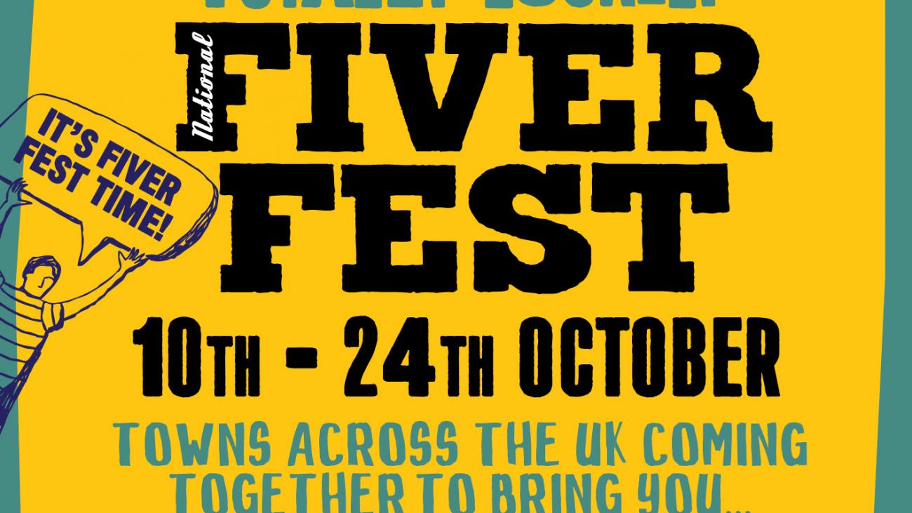Fiver Fest Faversham
