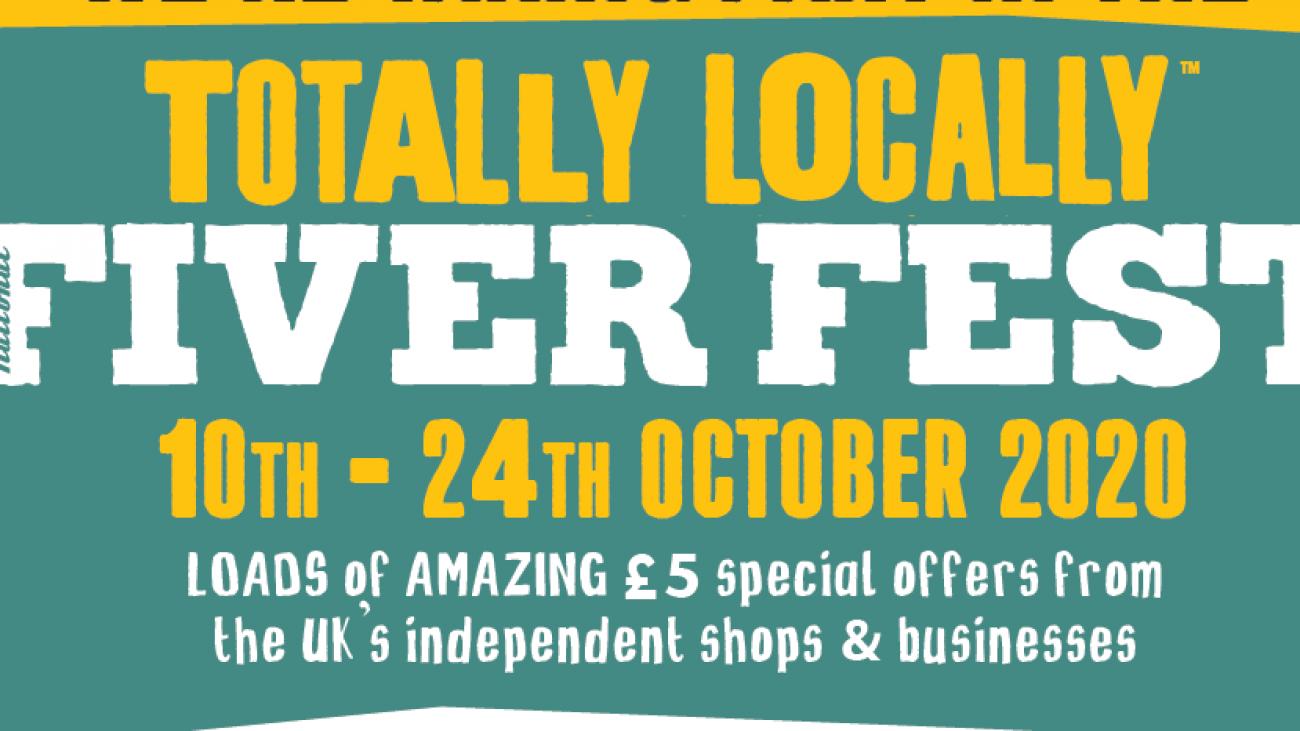 Fiver Fest FAversham image