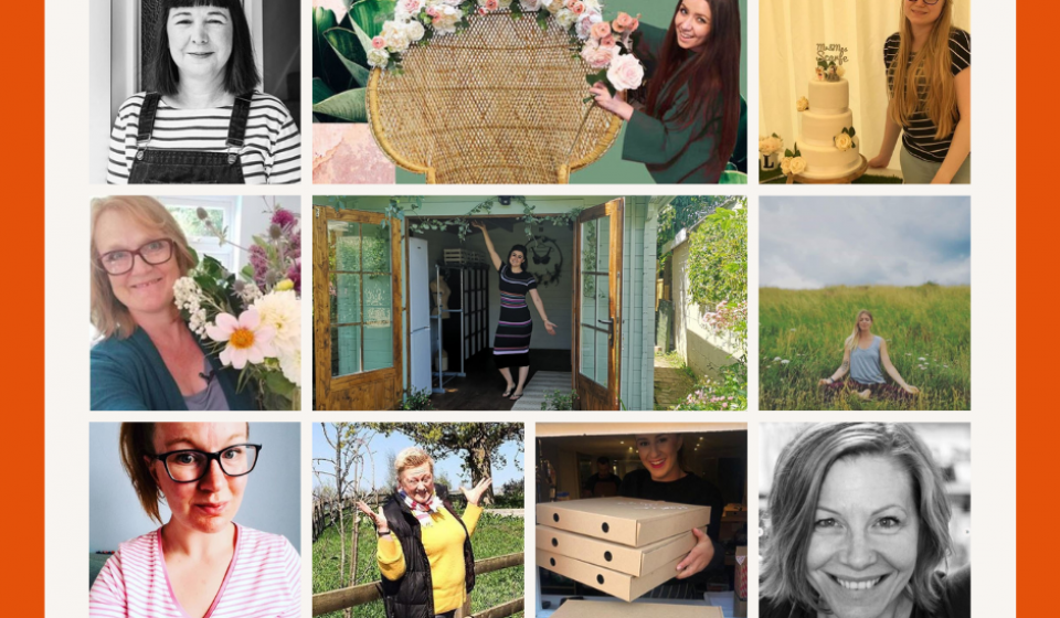 Faversham's amazing business women.