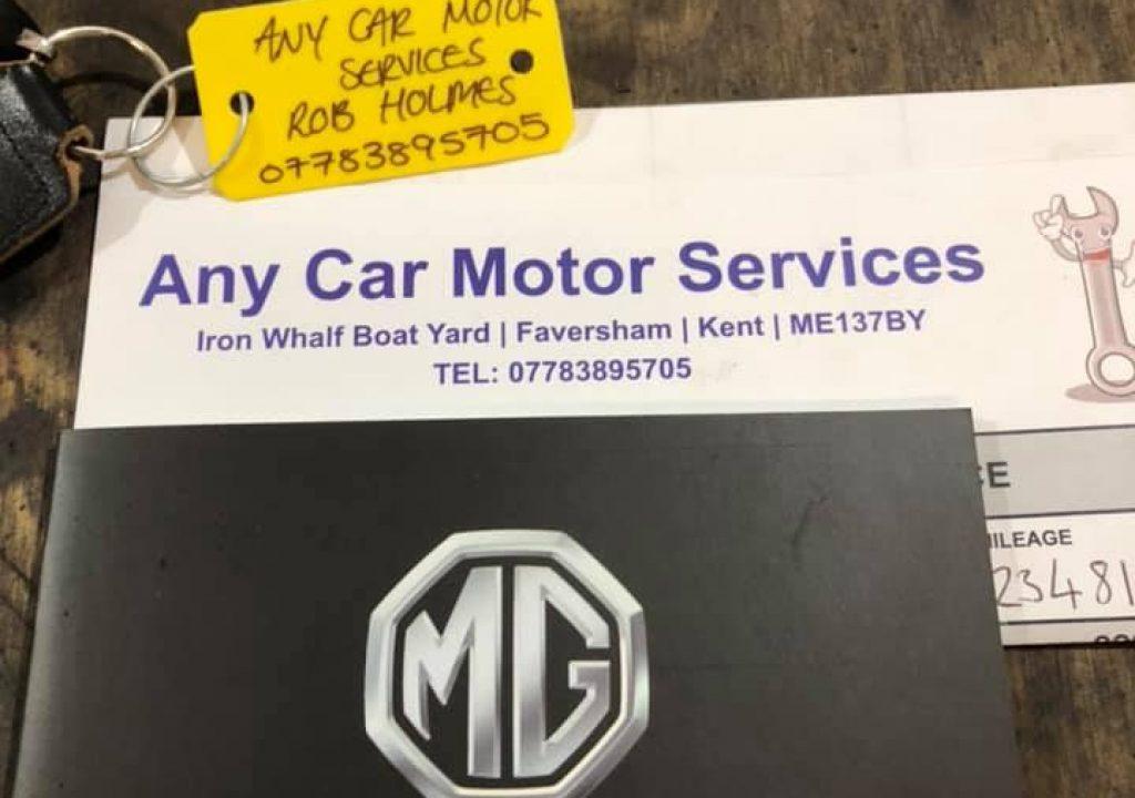 Any Car Motor Services