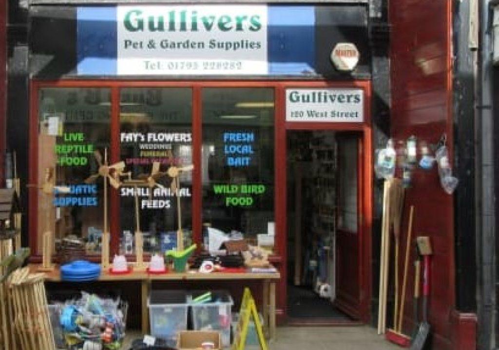 Gullivers Faversham