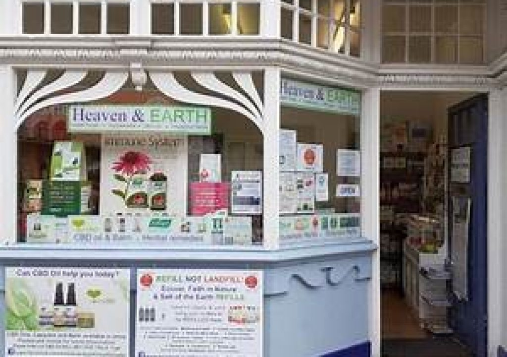 heaven and earth health foods